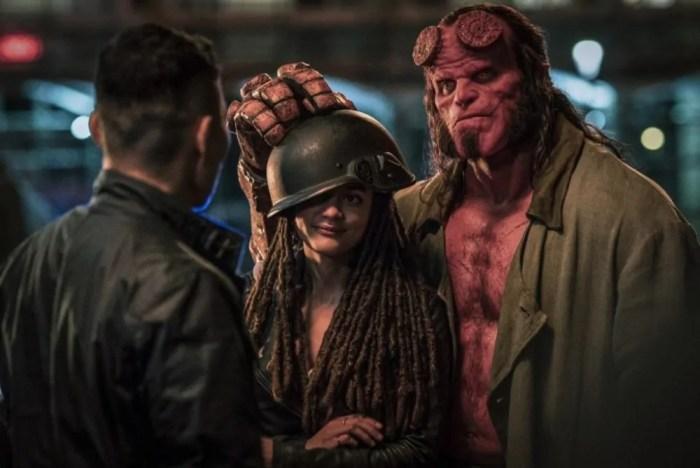 20 nuove immagini ufficiali dal cinecomic Hellboy