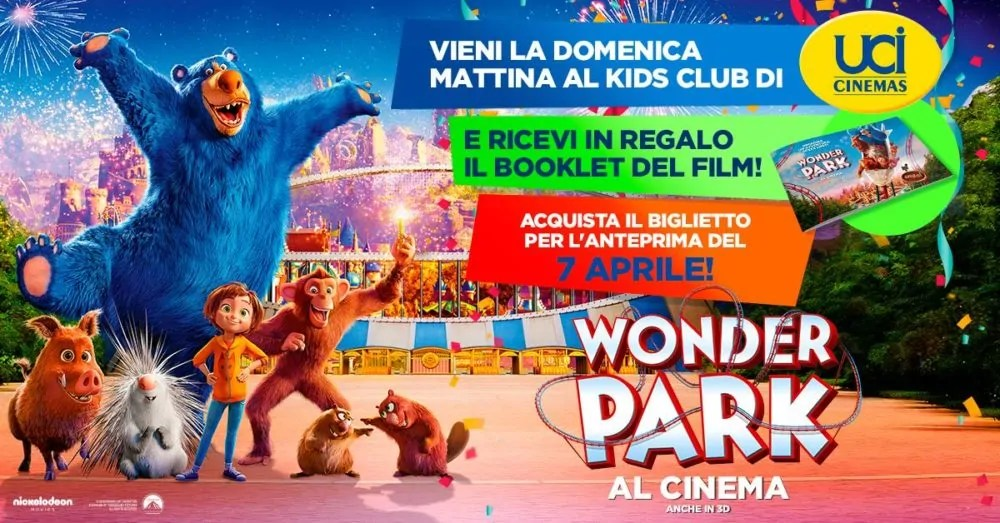 Wonder Park Uci Cinemas