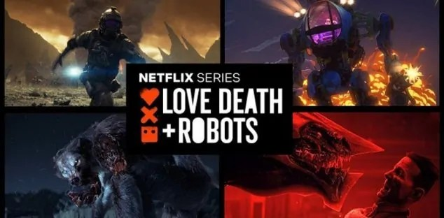 love death and robots recensione