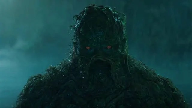 swamp thing serie tv