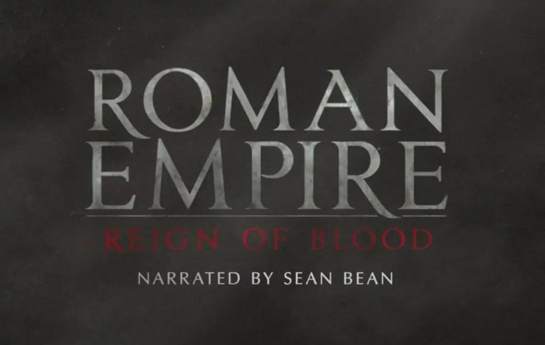 impero romano netflix recensione