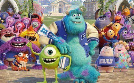 Su Disney+ una serie tv tratta da Monsters & Co.