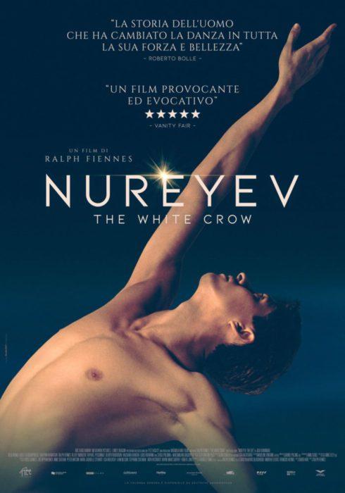 nureyev the white crow poster