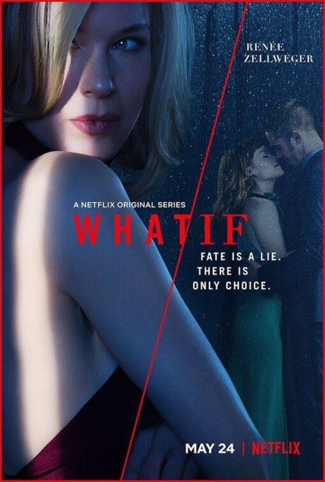 Una valanga di poster da What/if, la nuova serie tv Netflix