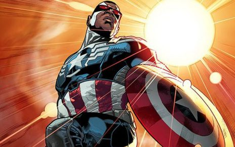 Captain America Sam Wilson