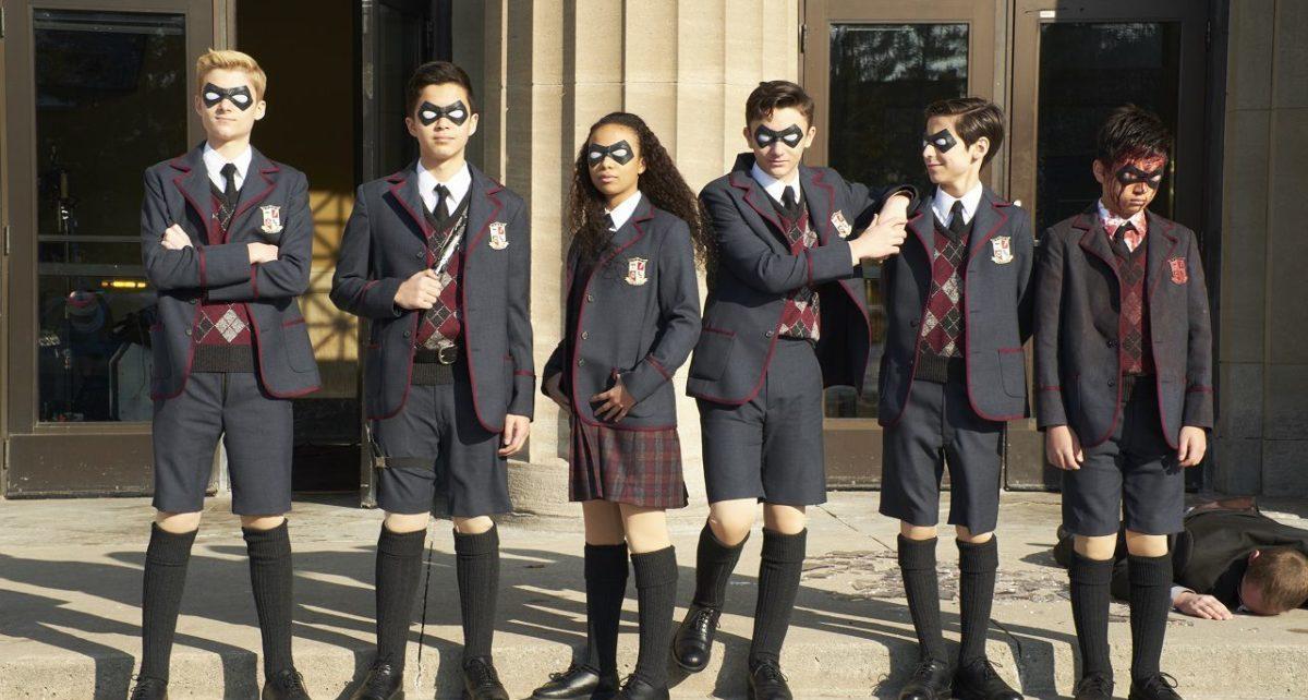 The Umbrella Academy Netflix