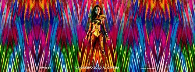 Wonder Woman 1984 banner