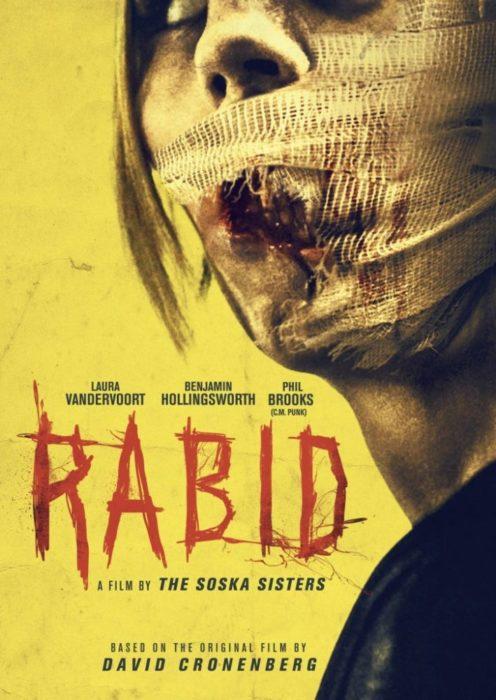rabid horror poster