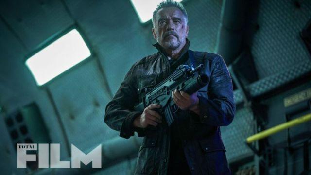 Arnold Schwarzenegger e Linda Hamilton nelle nuove foto di Terminator: Destino Oscuro