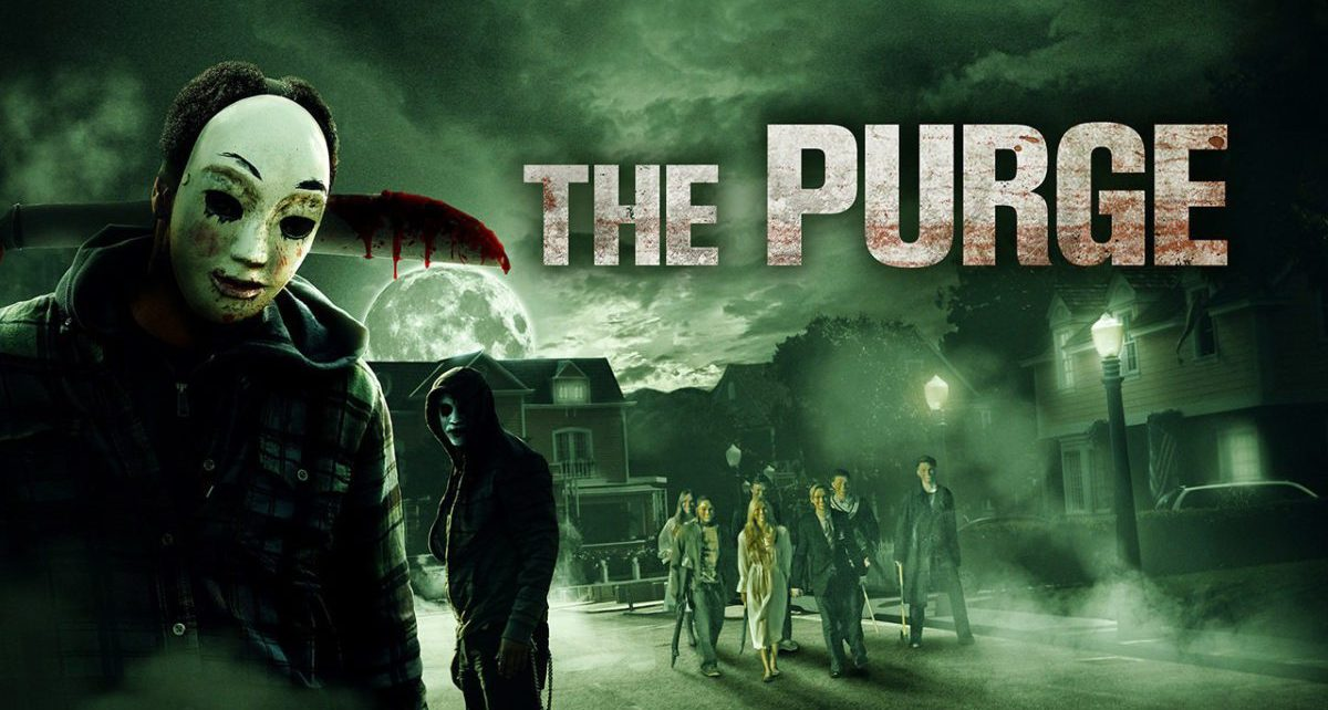 The Purge Serie tv Seconda Stagione