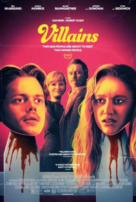 Villains film poster