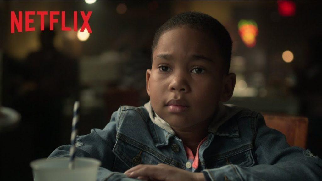 Dion Serie tv Netflix