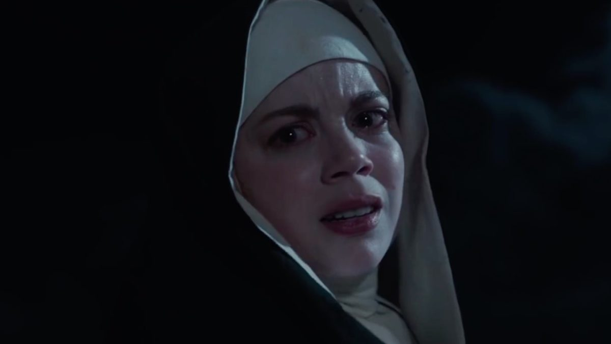 ingrid bisu the nun
