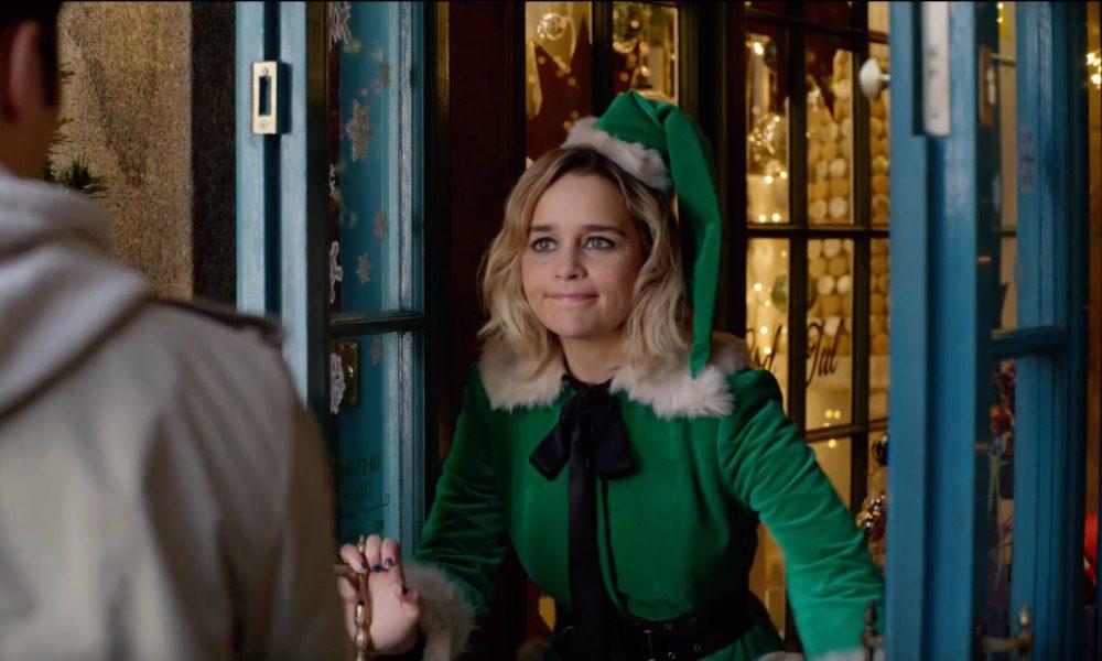 Last Christmas film Emilia Clarke