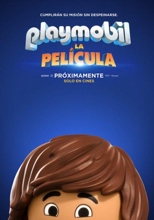 Quattro nuovi poster da Playmobil - Il Film