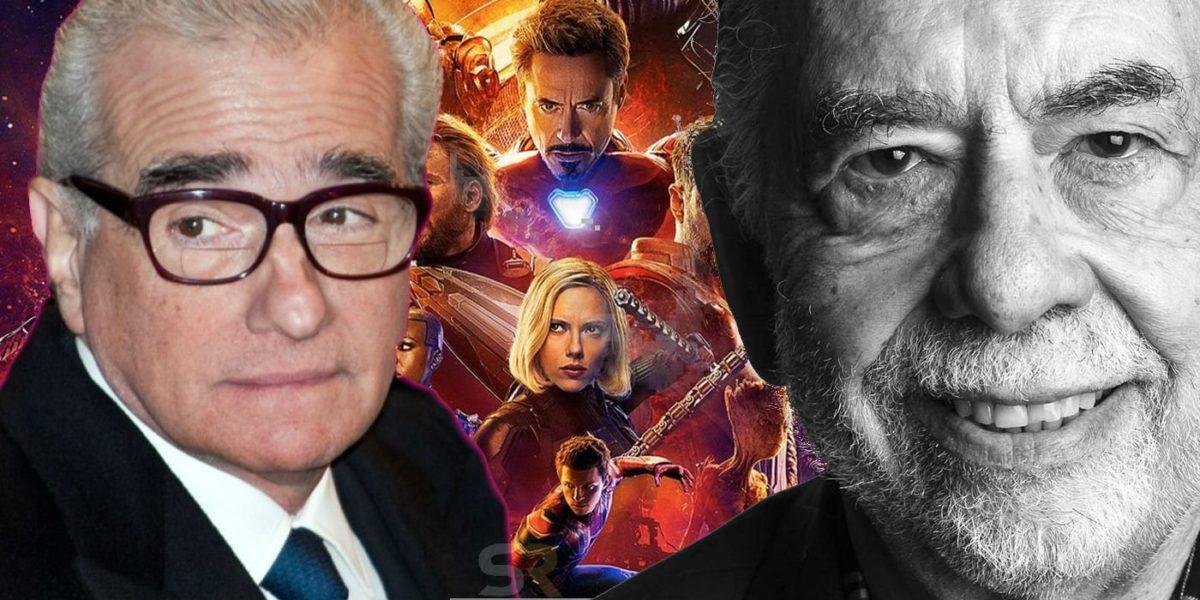 Scorsese Coppola Marvel