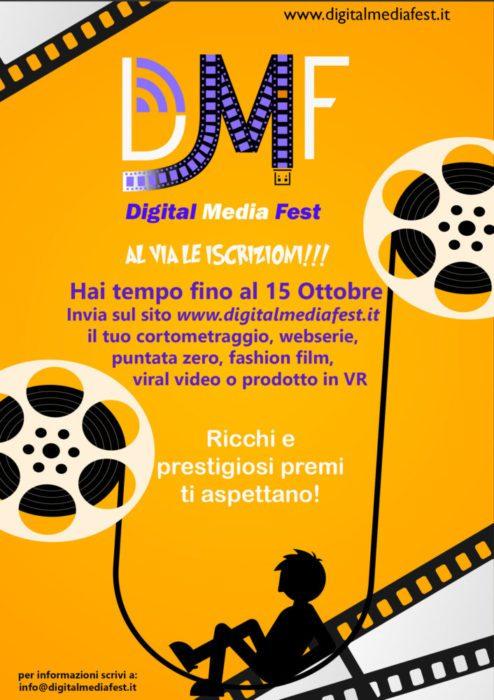 Nasce il Digital Media Fest, il contest dedicato al mondo del digitale