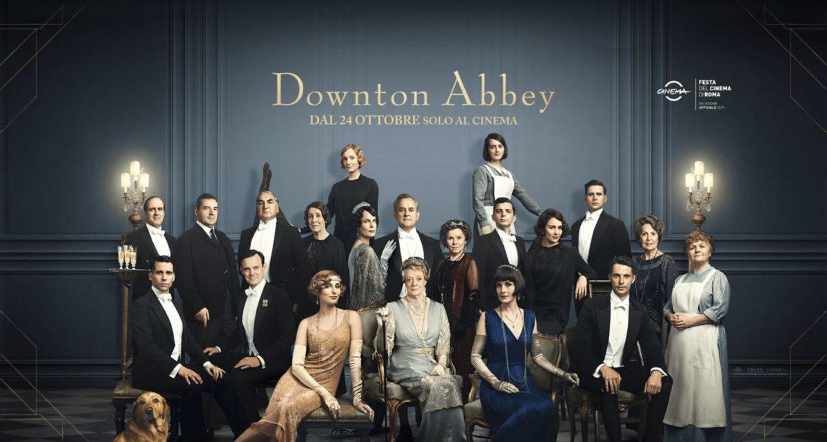 downton abbey film roma