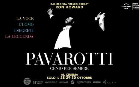 pavarotti roma recensione