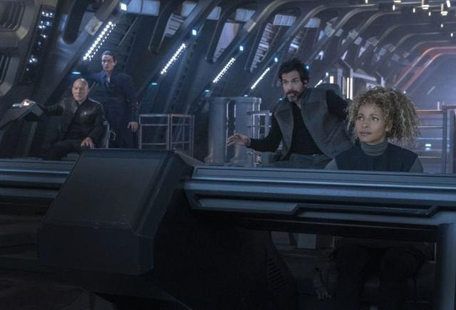 Prime foto e nuovo promo per Star Trek: Picard