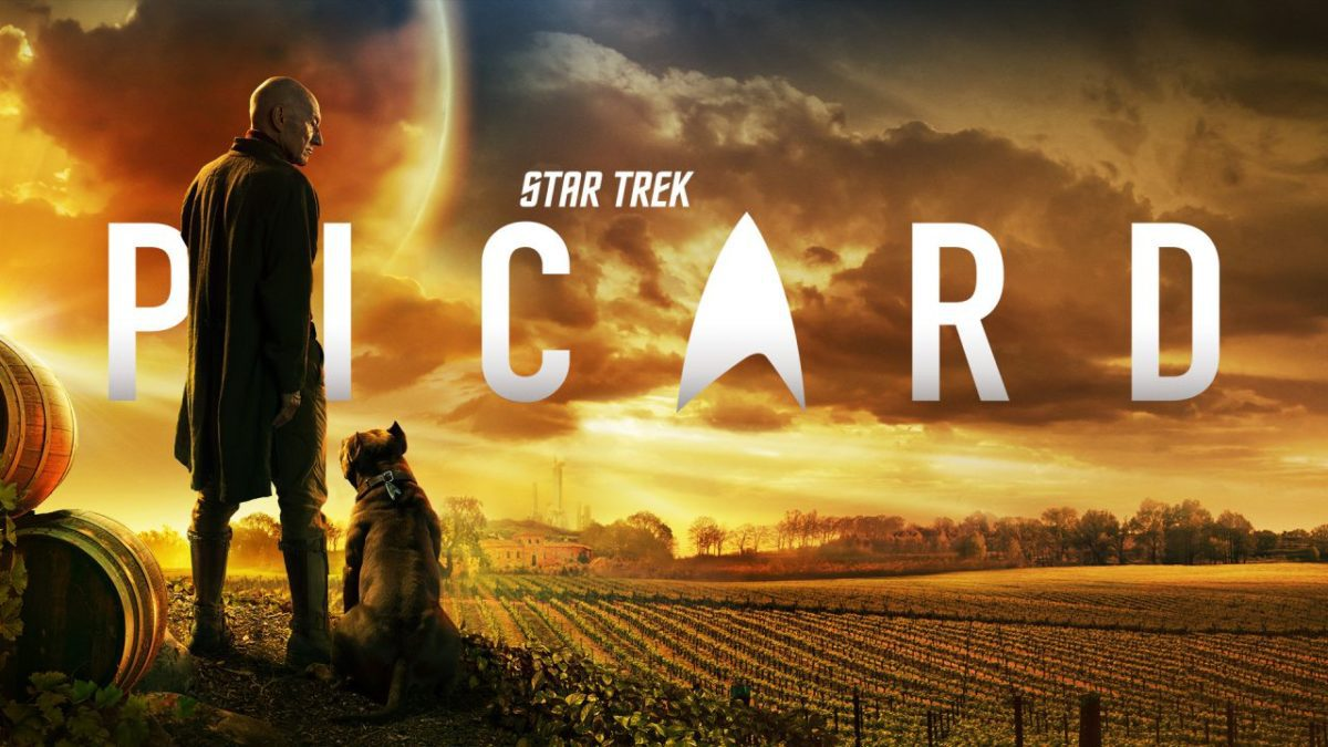 star trek picard serie tv