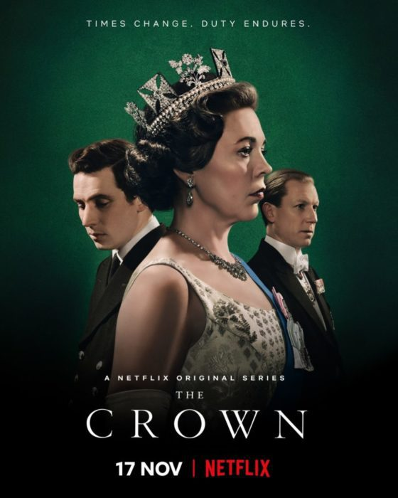 the crown 3 poster