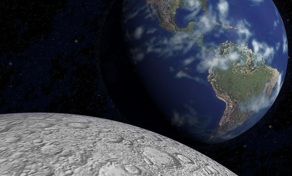 luna terra film