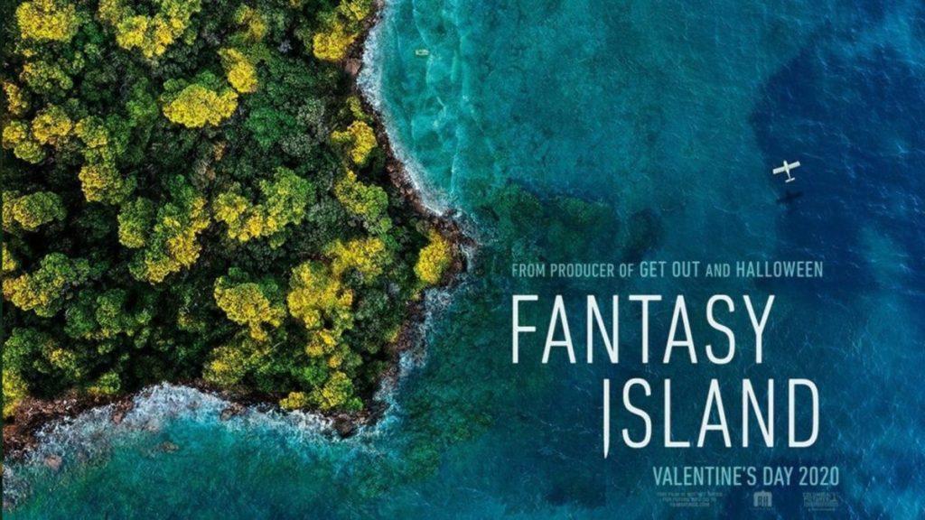 Fantasy Island Horror Banner