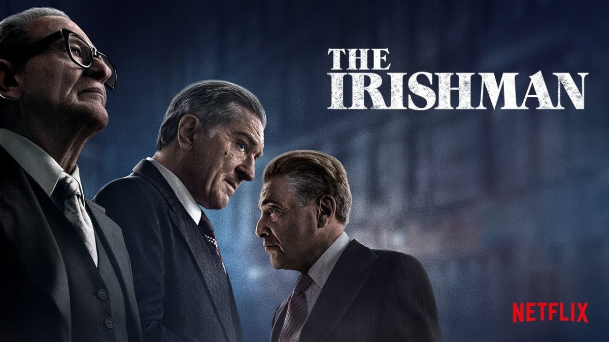 the irishman film recensione