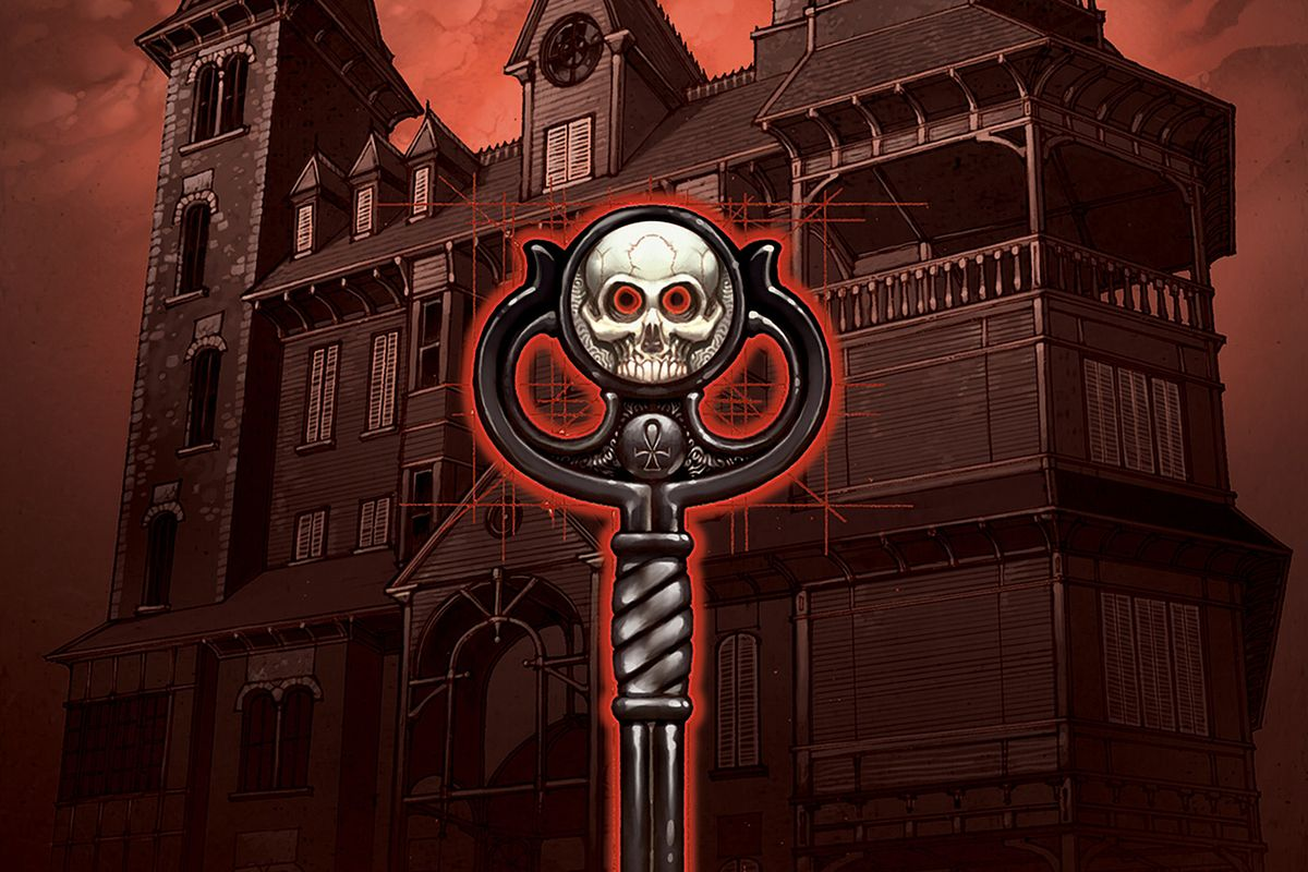 Locke and key serie tv