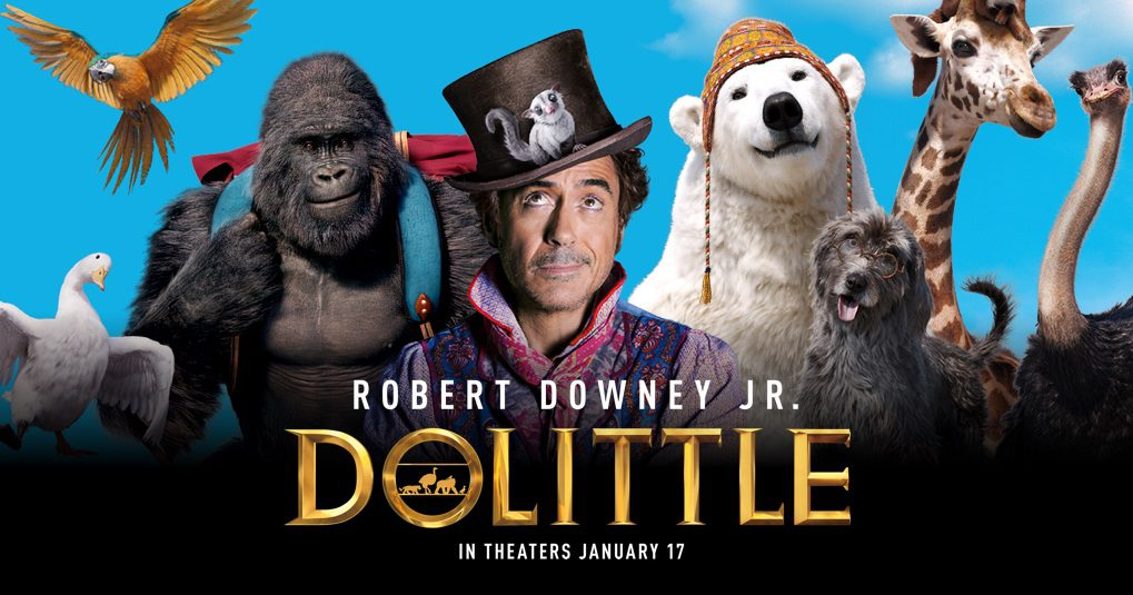 Dolittle Film