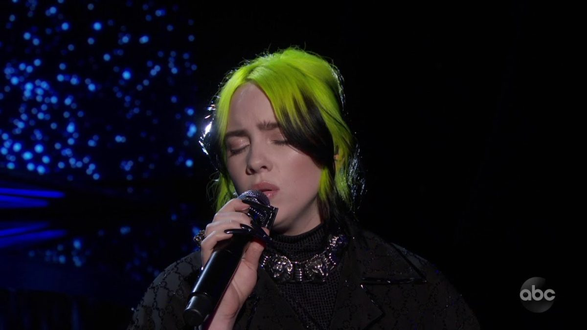 Oscar 2020 - Billie Eilish - In Memoriam