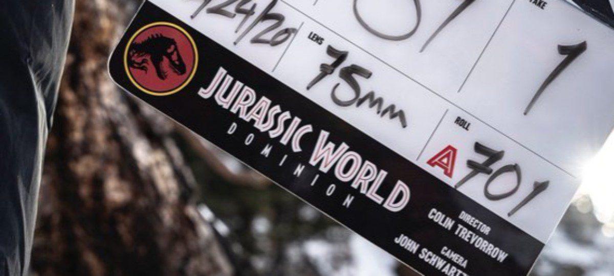 Jurassic World 3 Titolo - Dominion