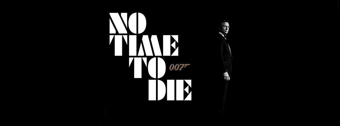 No Time to Die Film