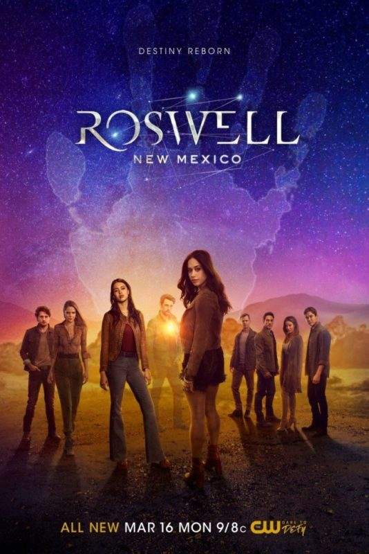 Roswell New Mexico Poster