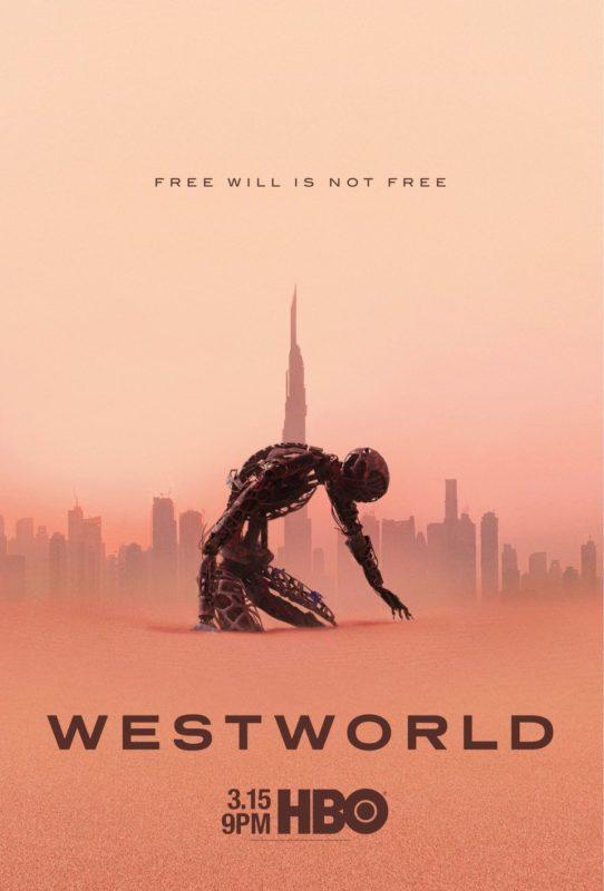 Westworld - terza stagione - poster