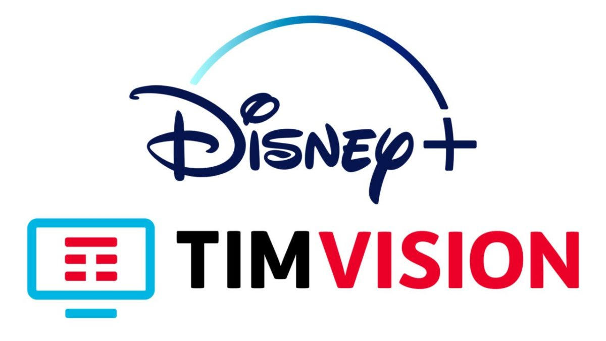 Disney Plus Timvision