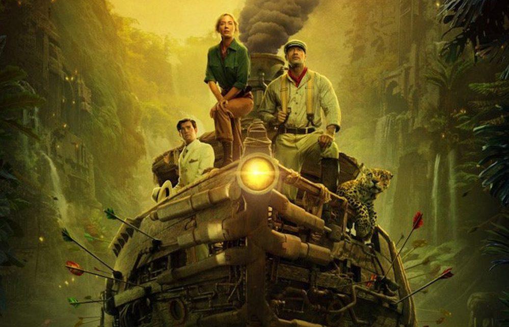 Jungle Cruise Film - Trailer