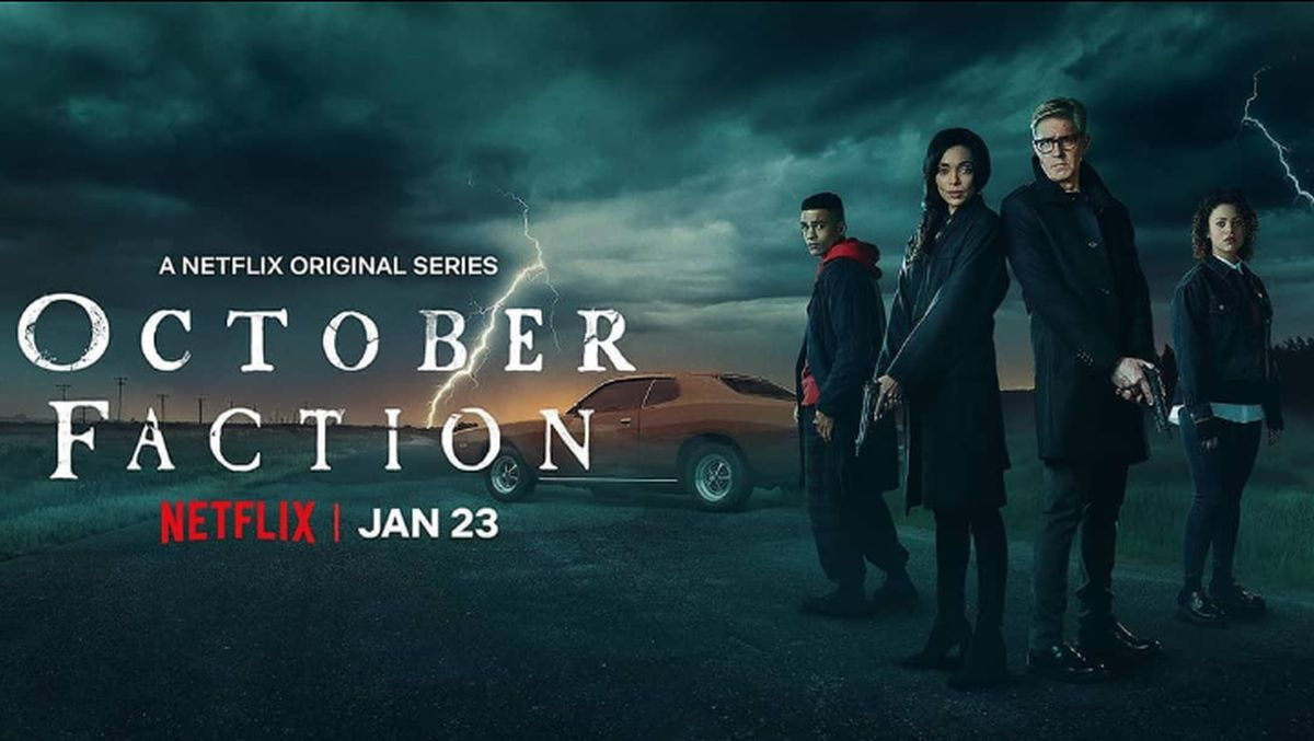 October Faction - Netflix