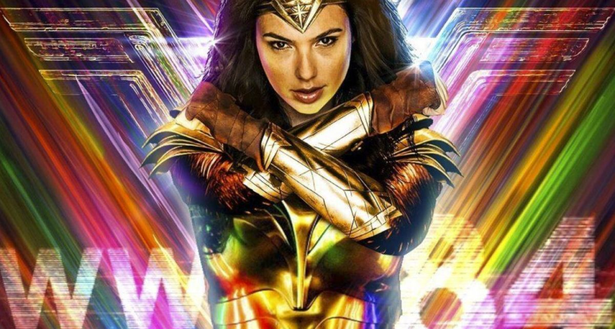 Wonder Woman 1984 Poster Armatura