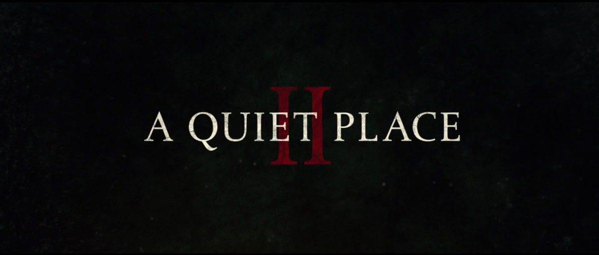 A Quiet Place 2 - Film