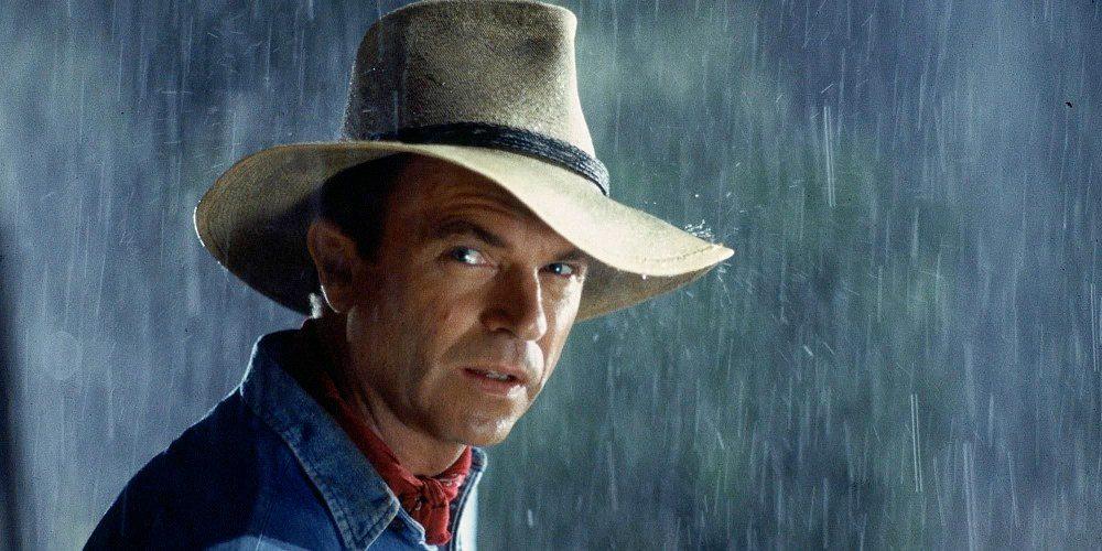 Sam Neill Jurassic World
