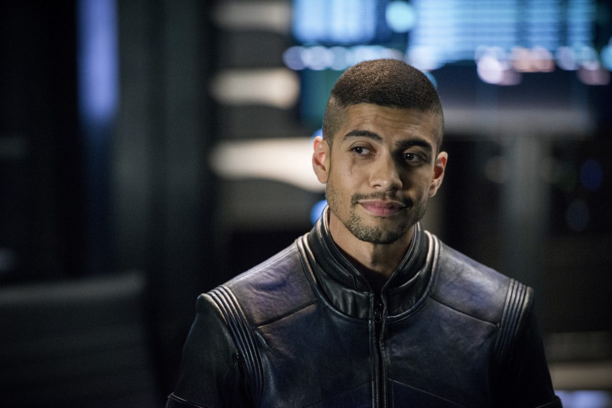 Rick Gonzalez Arrow