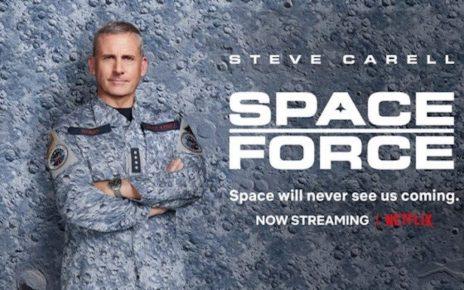 Space Forse - Netflix - Recensione