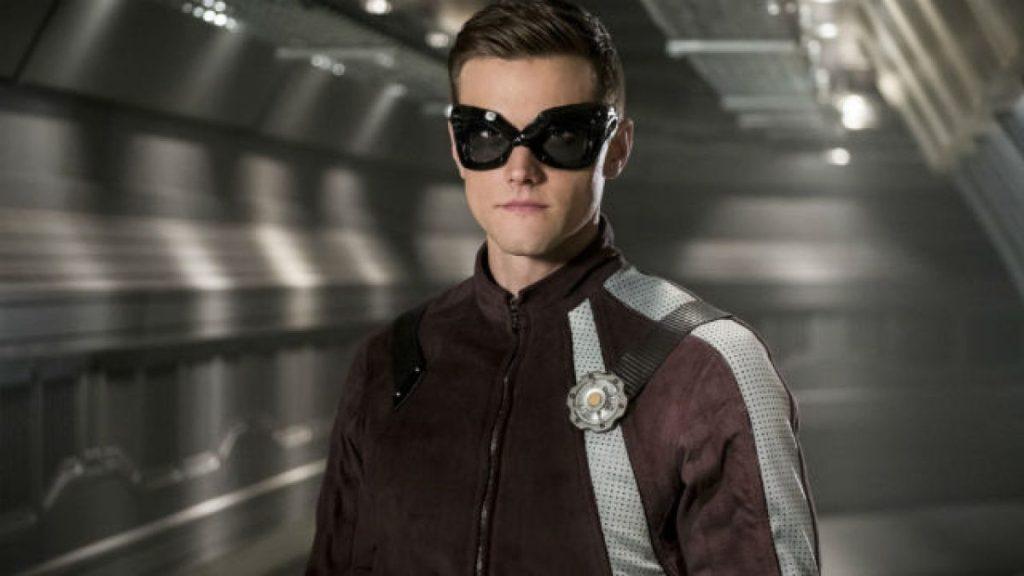 Hartley Sawyer - The Flash - Licenziato
