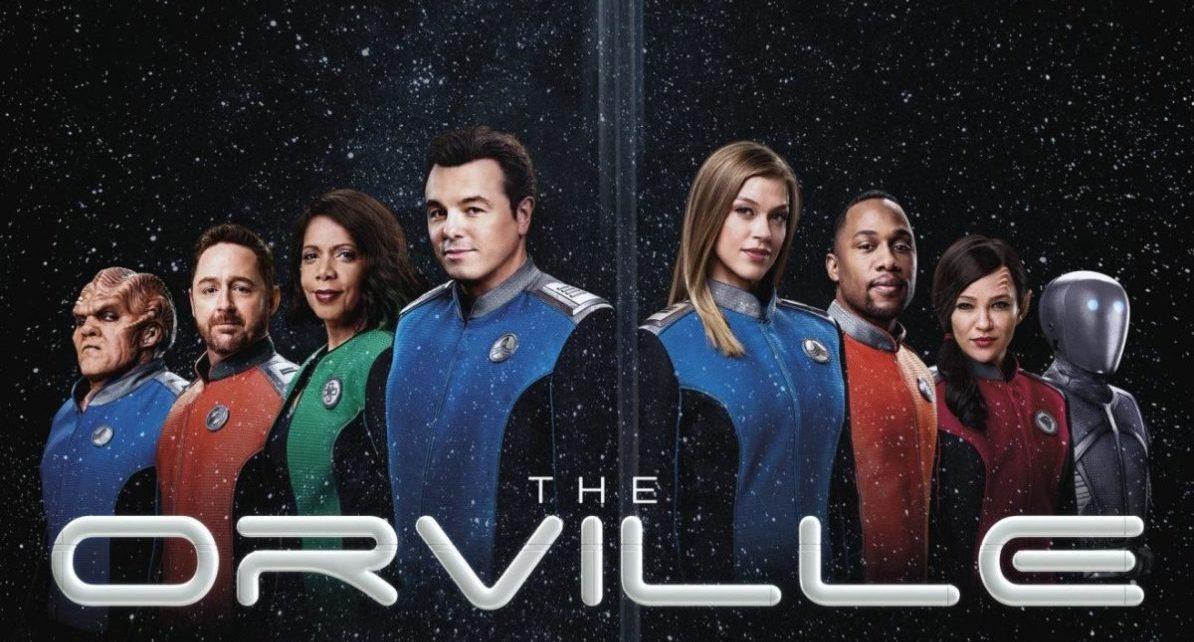 The Orville Serie tv