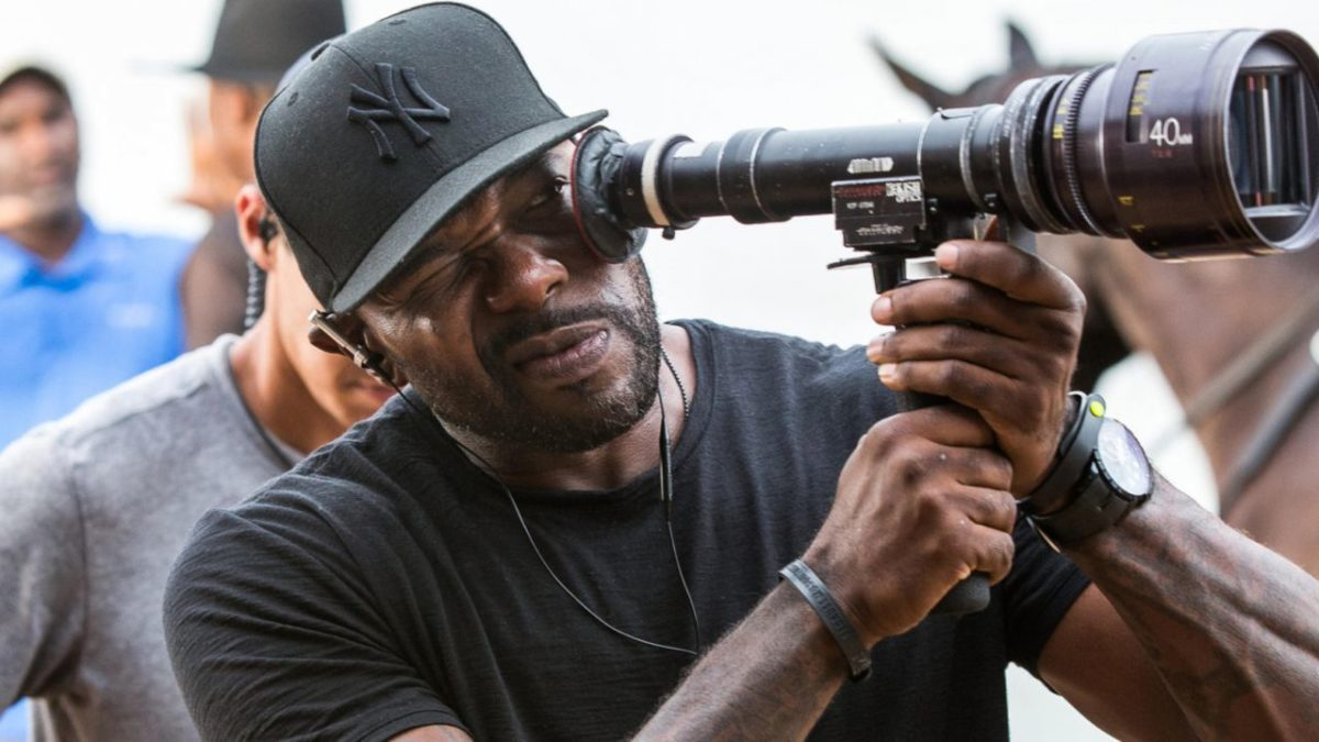 Antoine Fuqua Set