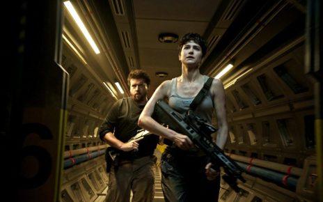 Katherine Waterston interessata ad un ipotetico sequel di Alien: Covenant