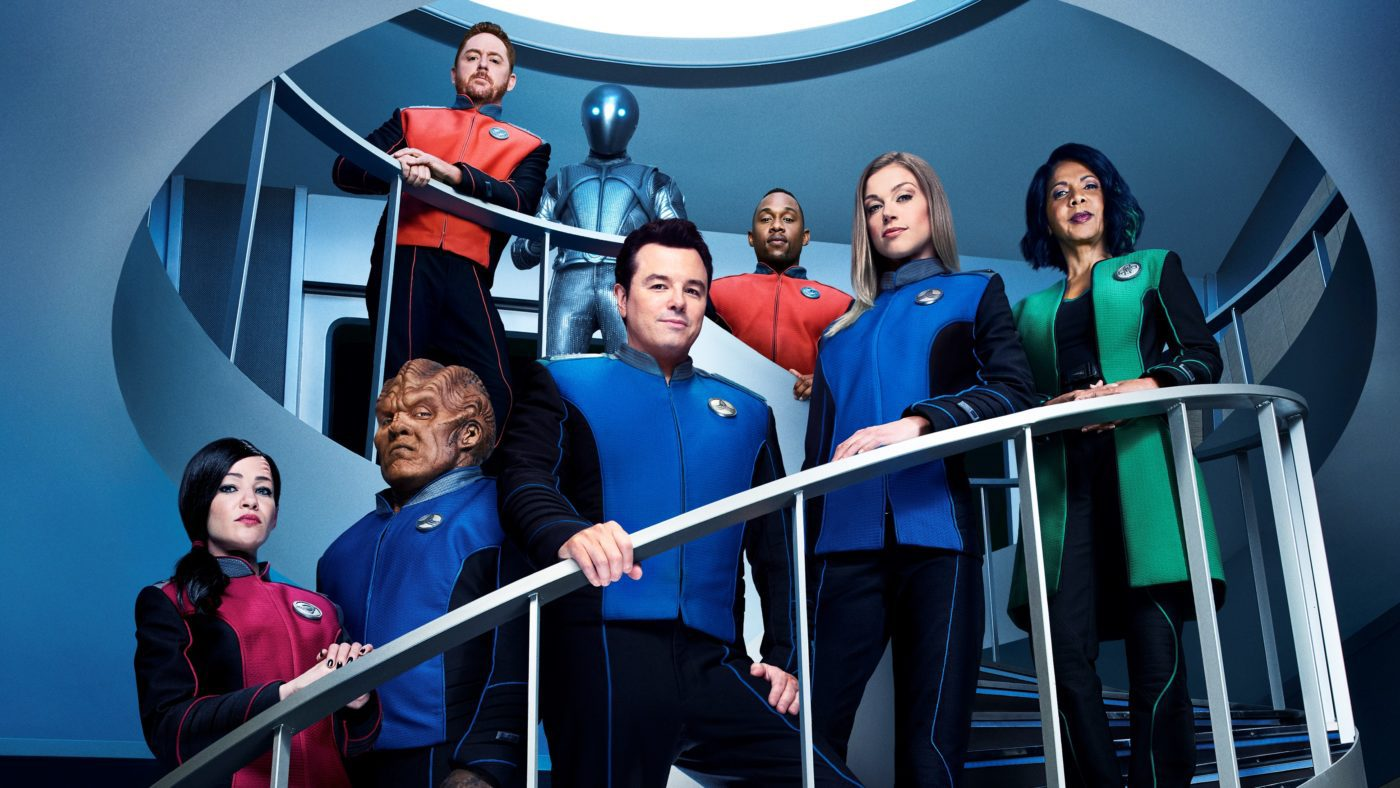 The Orville Serie Tv Terza Stagione