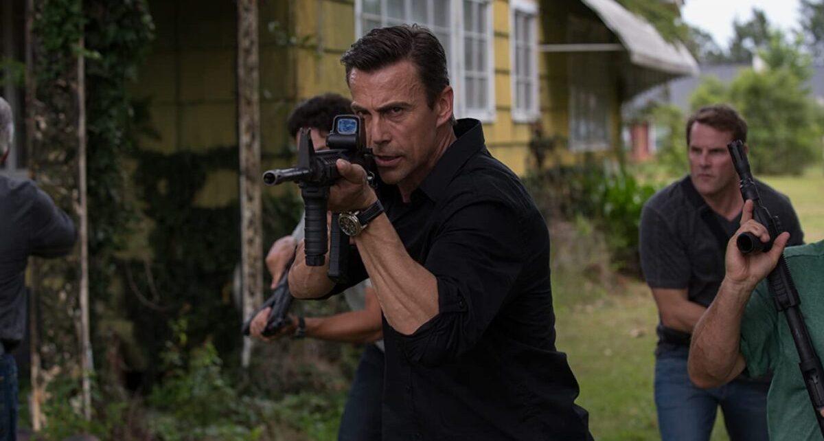 Daniel Bernhardt in The Matrix 4